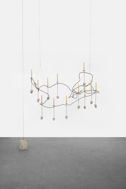 , 'Steel Roots IV,' 2018, Slete Gallery