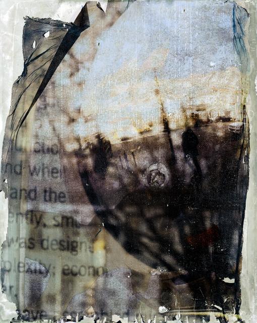 Aida Tejada, 'The Bus', 2017, Flow 305
