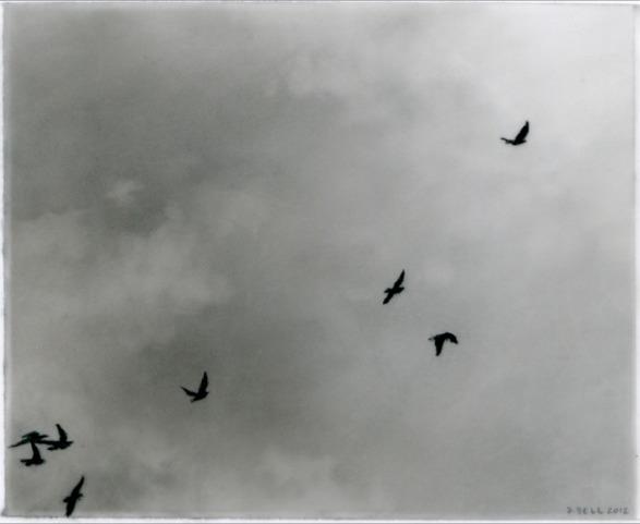 , 'Flock, 7,' 2012, Garvey | Simon