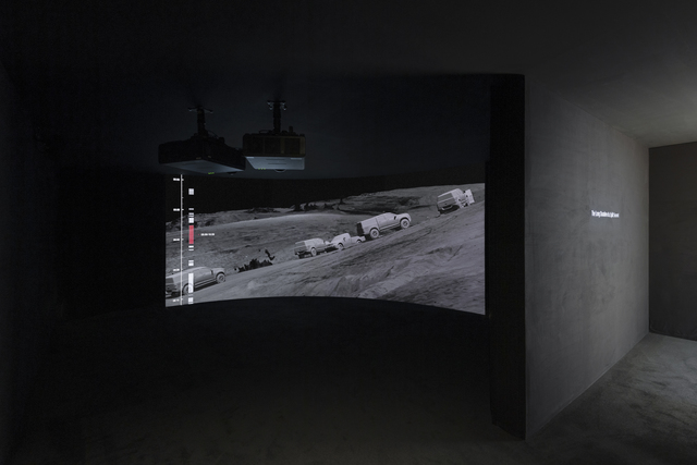 , 'The Long Duration of a Split Second consisting of two projetcts: Killing in Umm al-Hiran January 18, 2019, Negev/Naqab, Israel/Palestine, Investigation,' 2017, Tate Britain