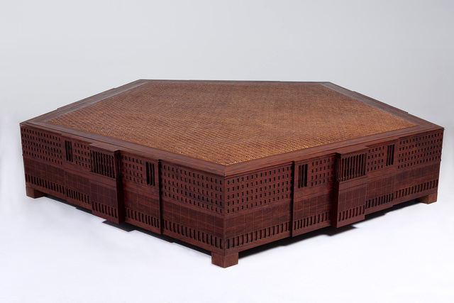 Naihan Li, 'The Pentagon Daybed,' 2014, Gallery ALL