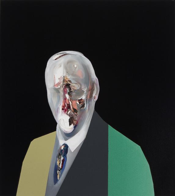 , 'Smuts II,' 2016, Barnard