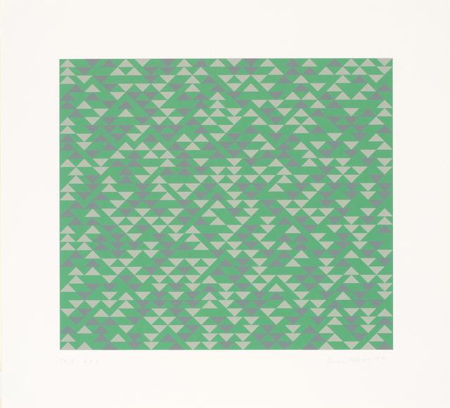 , 'TR II,' 1970, Alan Cristea Gallery