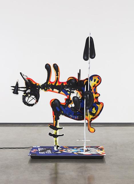 , 'Bitty Beast (Spatial Garanimalism),' 2019, David Kordansky Gallery