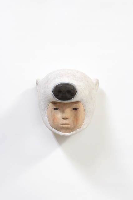 , 'White Bear,' 2014, Haw Contemporary