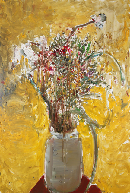 , 'The Flower I Drew 1,' 2016, Pyo Gallery