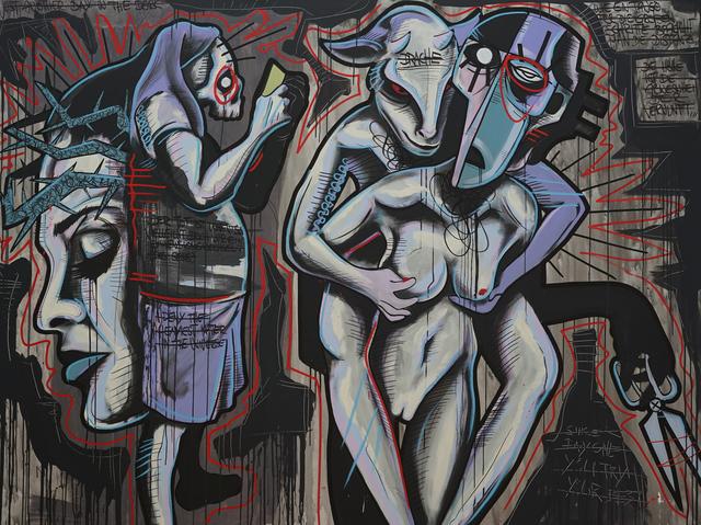 , 'Der Lustmord (The Lustmord),' 2016, Anaid Art