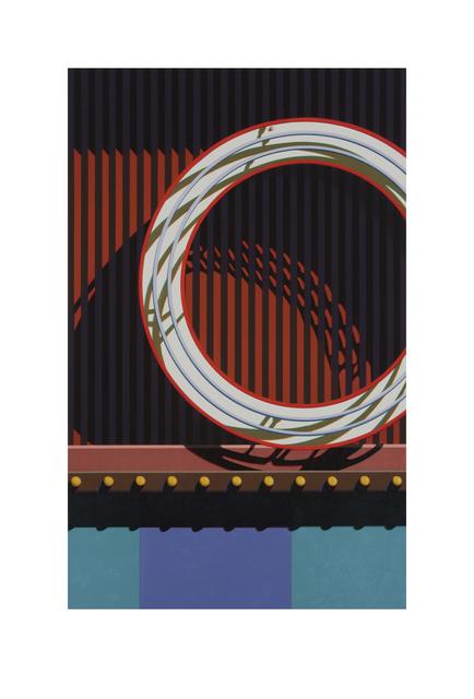 , 'An American Alphabet: O,' 2007, Tandem Press