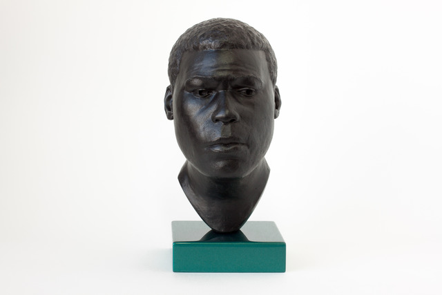 , 'Head 17,' 2014, Hales Gallery