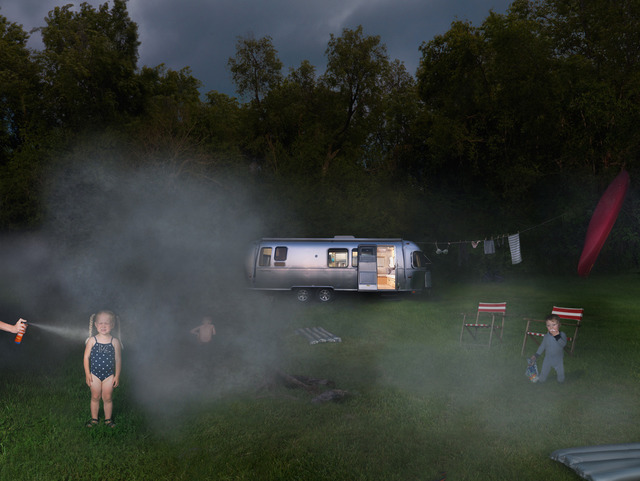 , 'Airstream,' 2011, G. Gibson Gallery