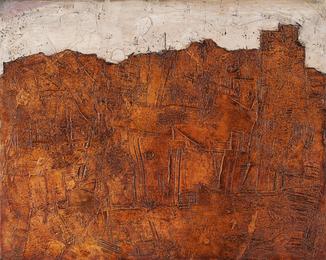 Jean Dubuffet, 'Rocs et vestiges,' 1951, Sotheby's: Contemporary Art Day Auction