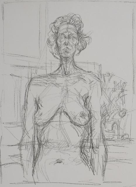 , 'Nude with Flowers | Nu aux fleurs,' 1960, Gilden's Art Gallery