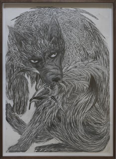 , 'Wolf Pack,' 2018, Marie Kirkegaard Gallery