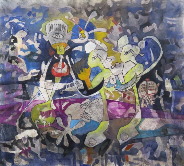 Isabel Brinck, 'Flabbergasted', 2017, Painting, Oil on canvas, Fine Art Maya