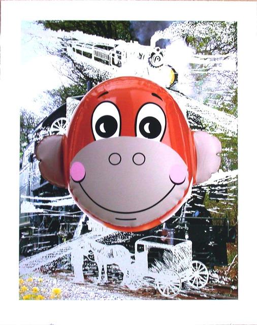 , 'Monkey Train,' 2007, Carolina Nitsch Contemporary Art