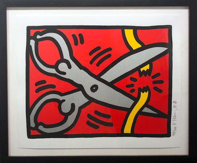 Keith Haring, 'Pop Shop III B', 1988, Soho Contemporary Art