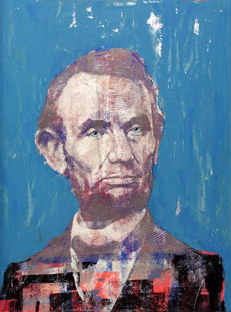 Houben R.T., '$5 Abe Lincoln', 2016, DTR Modern Galleries
