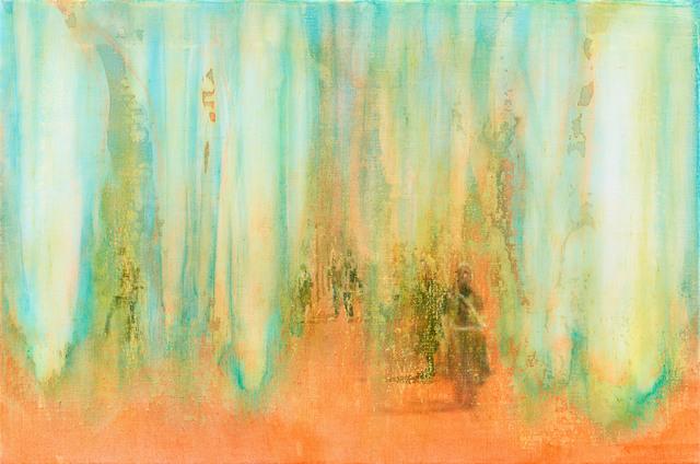 , 'Strom,' 2014, Galerie Michael Schultz