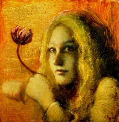 Cyn Mccurry, 'First Bloom', 2017, Ro2 Art