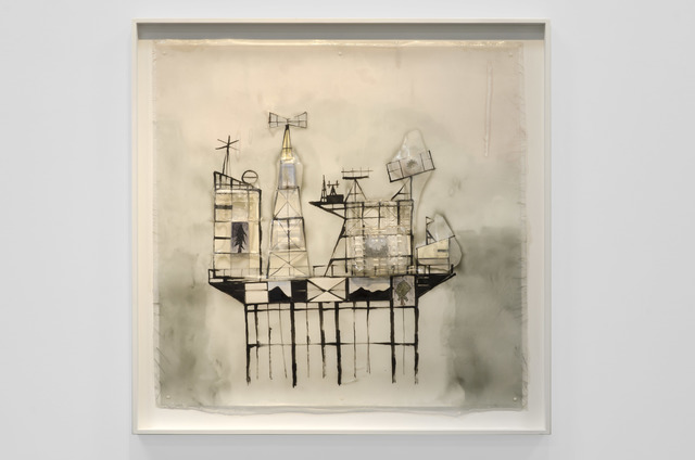 Russell Crotty, 'Outpost Four', 2014, Shoshana Wayne Gallery