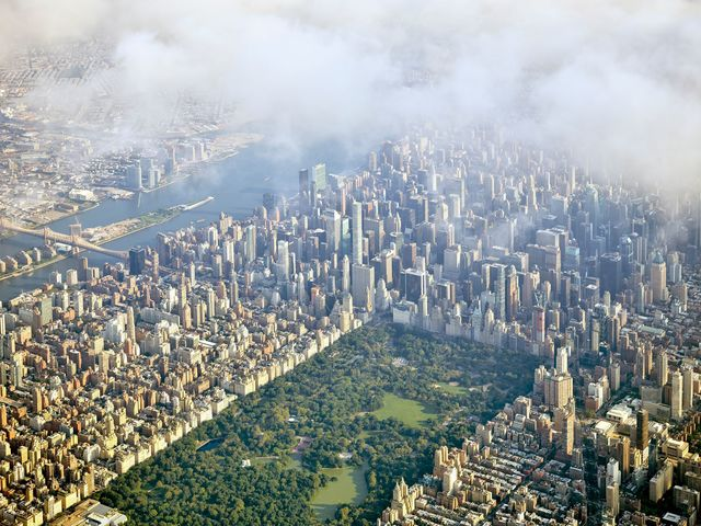 , 'NYC Horizons 23 Central Park - NY Aerials,' 2016, ARTITLEDcontemporary