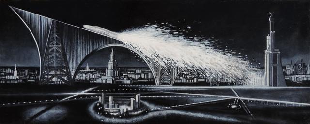, 'Space Flight ,' 2015, NK Gallery