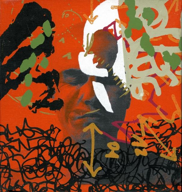 Michel Hosszu, 'AUTOMACULE 003', 1997, Poulpik Gallery