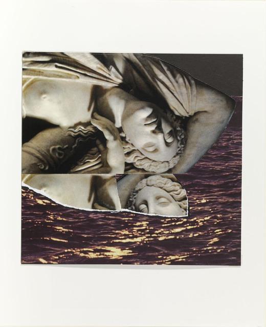 """, 'Studio per """"Narciso"""",' 2017, Alfonso Artiaco"""