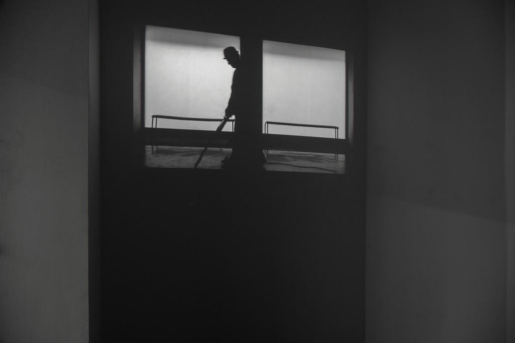 exhibition #4: (Luigi Archetti (Zurich), video Apodemica III (2017)
