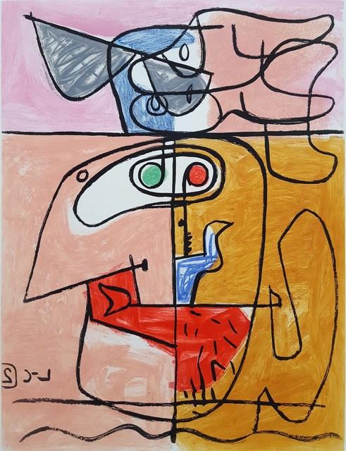 , 'Unité, Planche 2 (Set of 2),' 1965, Graves International Art