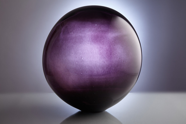 , 'Purple moon,' 2017, Arthus Gallery