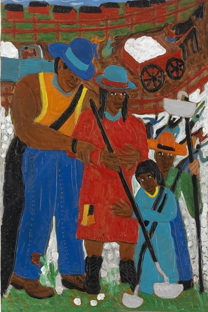 , 'African-American Gothic,' 2014, Adelson Galleries
