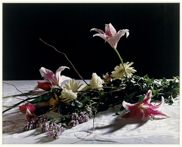 , 'Bouquet for Bas Jan Ader and Christopher D'Arcangelo,' 1991, Art Institute of Chicago