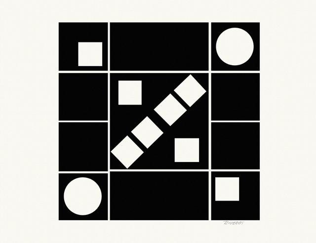 , 'Serie Evocacion Constructiva #21,' 1969, Leon Tovar Gallery