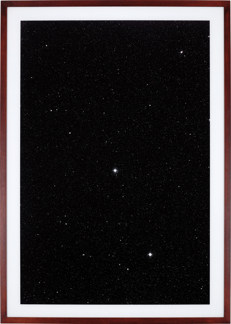 Thomas Ruff, 'Star 16h 08m/-25°', 1992/2016, Phillips