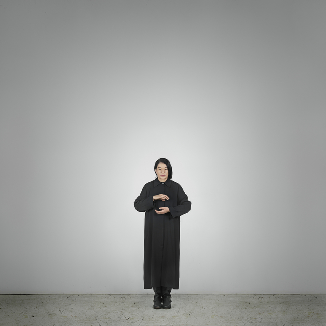 ", 'Holding Emptiness (B) (from the series ""With Eyes Closed I See Happiness""),' 2012, Galerie Krinzinger"