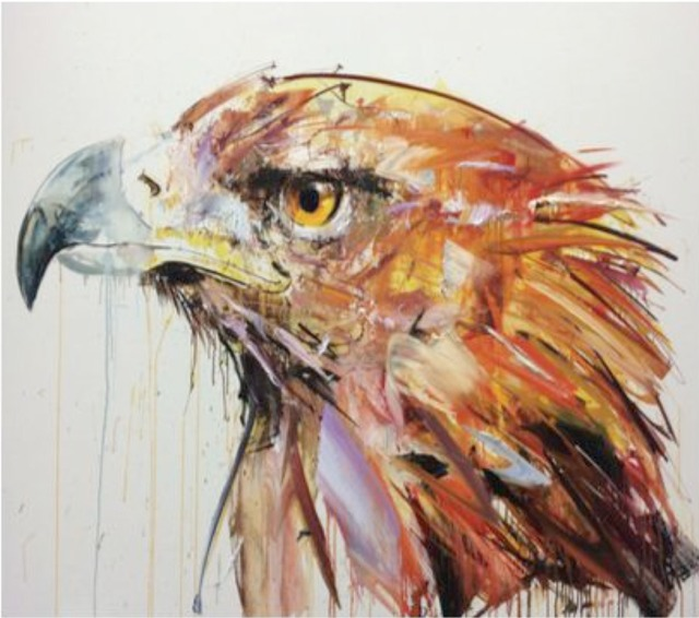 , 'Eagle Diamond Dust Edition (Unframed),' , Joseph Gross Gallery