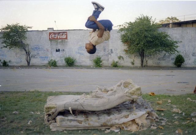 , 'Determination, NYC,' 1980, Hardhitta Gallery