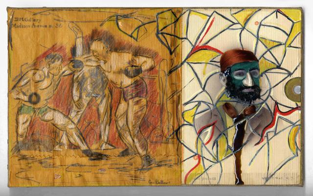 , 'Irving Berlin's Nose,' 1988, Laurence Miller Gallery