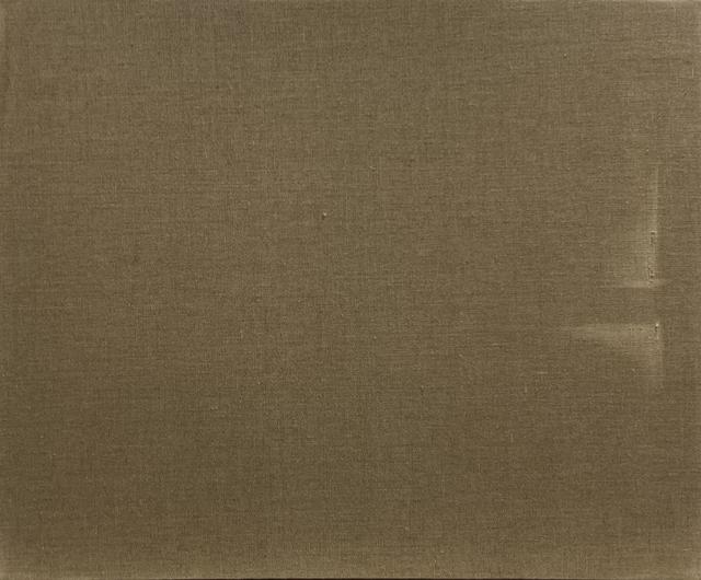 Moon-seup Shim, '현전 77-89 / Opening Up 77-89', 1977, Mixed Media, Cloth, sandpaper, Arario Gallery