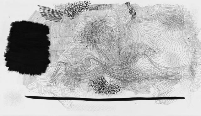 , 'Untitled, Black series,' 2014, Anita Schwartz Galeria de Arte