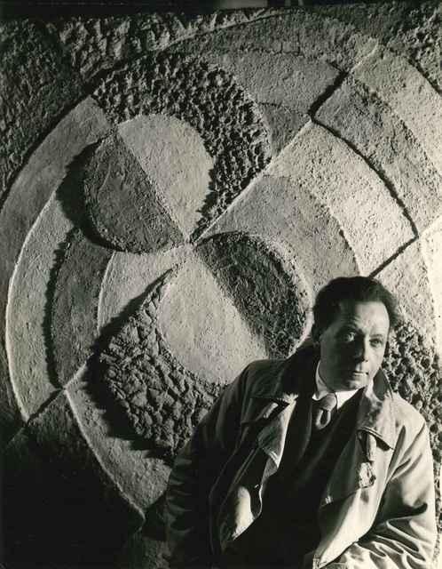 , 'Portrait Composition (Robert Delaunay),' 1935, Atlas Gallery