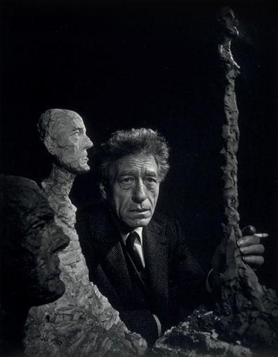 , 'Alberto Giacometti,' 1965, Weston Gallery