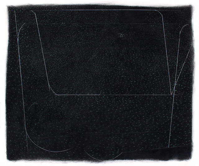 , 'Sweep,' 2018, Adah Rose Gallery