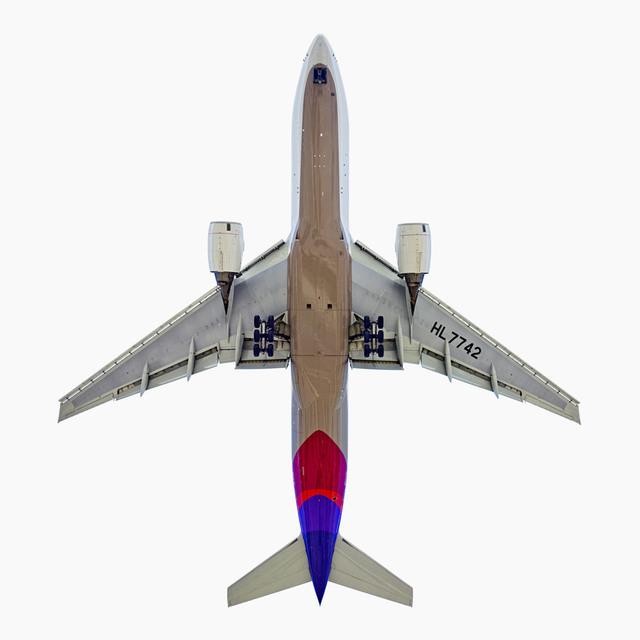 , 'Asiana Boeing 777-200,' 2012, Bau-Xi Gallery