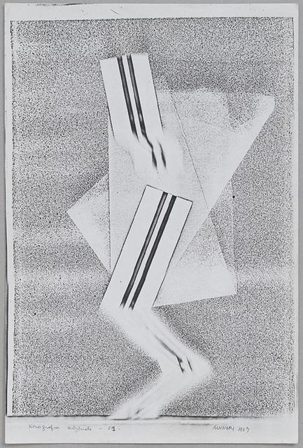 Bruno Munari, 'Xerografia originale', 1967, Repetto Gallery