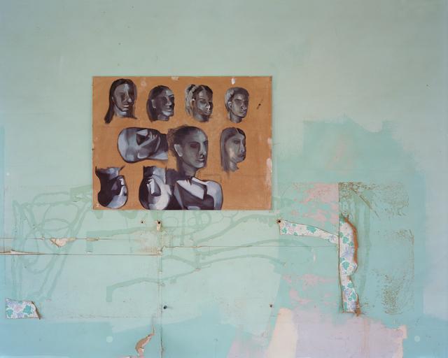 , 'Abandoned Painting G,' 2008, Maccarone