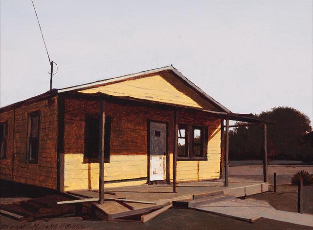 , 'Maricopa House,' 2018, Mac-Gryder Gallery