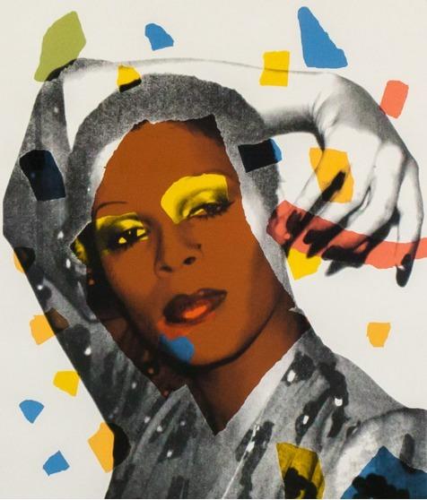 Andy Warhol, 'Ladies & Gentlemen', 1975, Print, Color screenprint, Caviar20