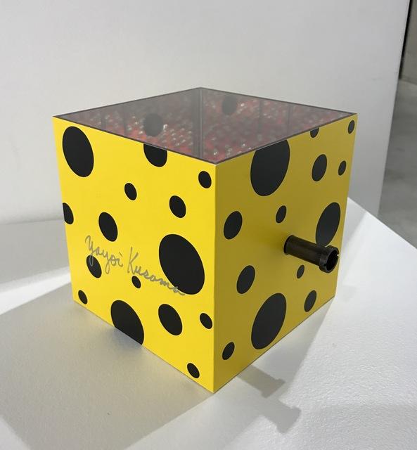 Yayoi Kusama, 'Mirror Box', 2001, MASAHIRO MAKI GALLERY